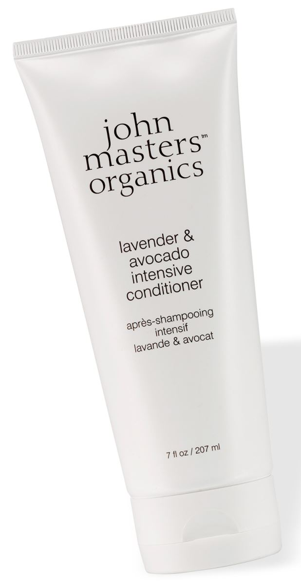 Herbs used in beauty products, lavender - bath and beauty products - Lavender and Avocado Intensive Conditioner by John Masters Organics